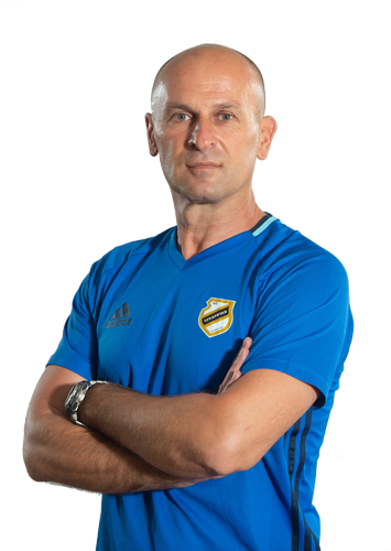 Aleksandar Veselinovic-Head Coach