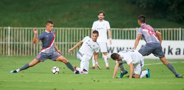 Kajević povratak na Banovo brdo obeležio golom za pobedu protiv Proletera-AsmirKajević-