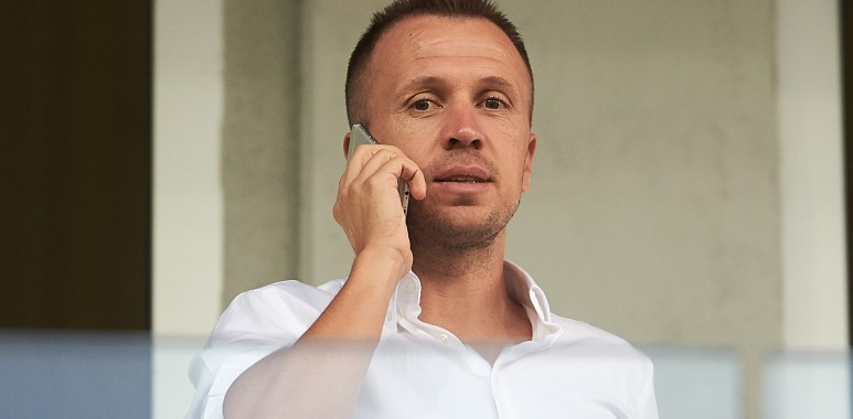 Igor Matić: Imamo ogroman potencijal u mlađim kategorijama Čukaričkog--