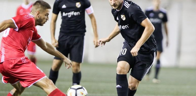 Čukarički se pobedom u Bačkoj Jarku plasirao u osminu finala Kupa-PetarBojić,MilutinVidosavljević-