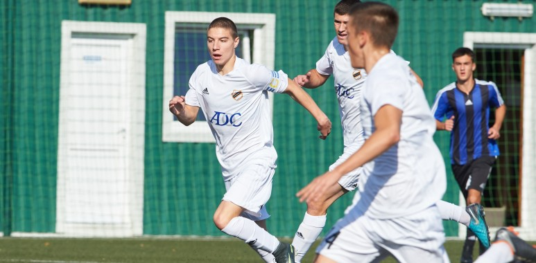 Omladinci Čukaričkog odigrali nerešeno protiv niškog Radničkog--
