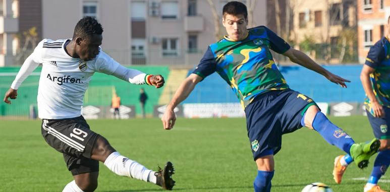 Samuel Ovusu najbolji igrač 16. kola Super lige-Samuel KwameOwusu-