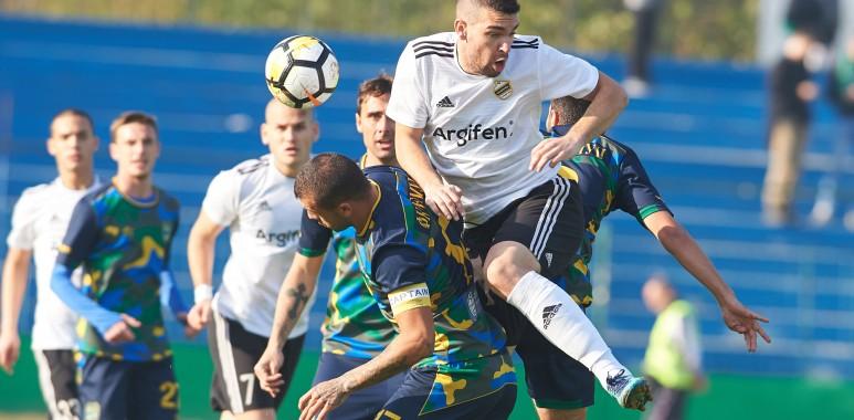 Luka Stojanović: Na Banovom brdu ima šta da se vidi, Čukarički uvek ide na gol više-LukaStojanović-