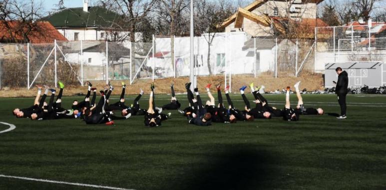 Kaplanović: Omladincima su vrata prvog tima otvorena, sve zavisi od njih--VeličkoKaplanović