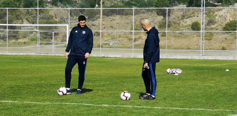 Rendulić: Krajnji cilj je da budem trener Milana--