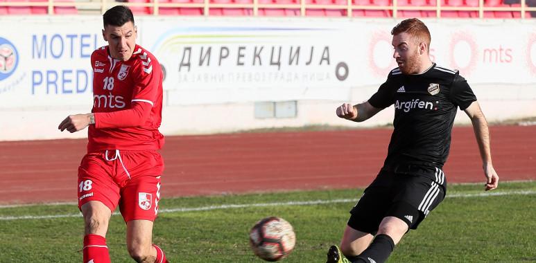 Bogosavac: Protiv Voždovca da se vratimo na pobednički kolosek-MiroslavBogosavac-