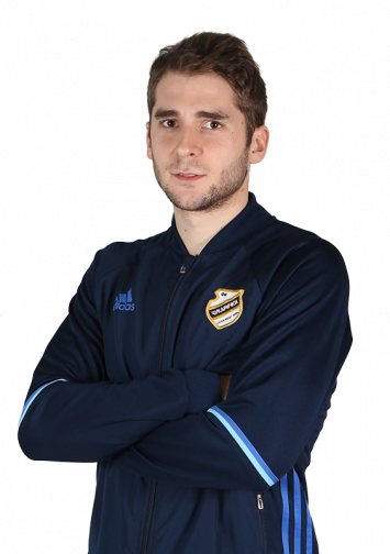 Aleksa Toskić-Conditional Coach