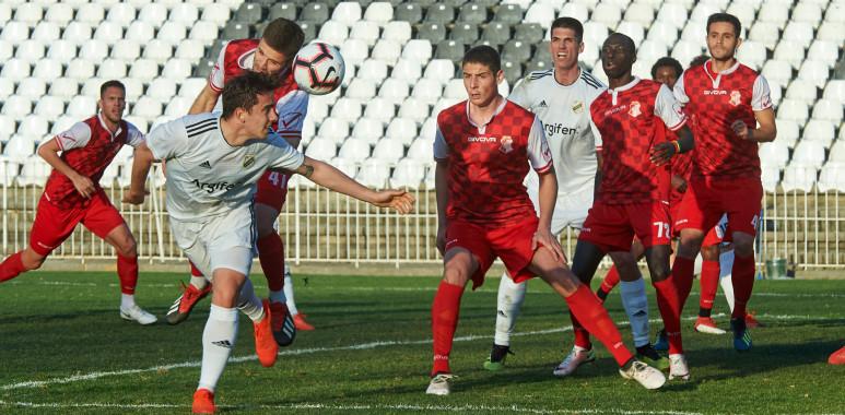 Preokret Čukaričkog, Šarić pogodio u 89. minutu za pobedu protiv Napretka-MarkoŠarić-