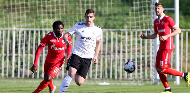 Luka Stojanović: Uhvatili smo dobar ritam za finiš sezone-LukaStojanović-