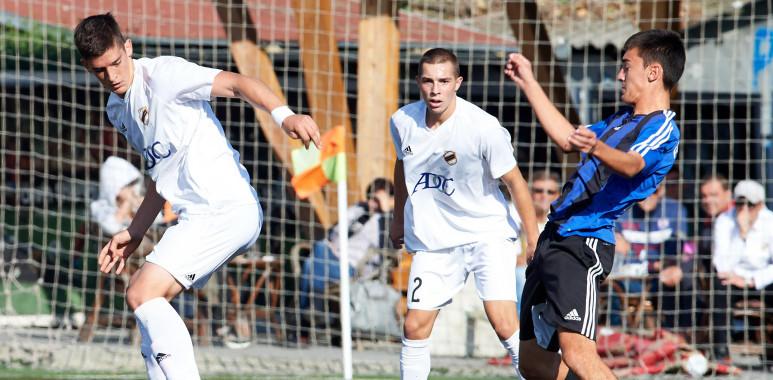 Poraz omladinaca, pobeda kadeta protiv OFK Beograda--