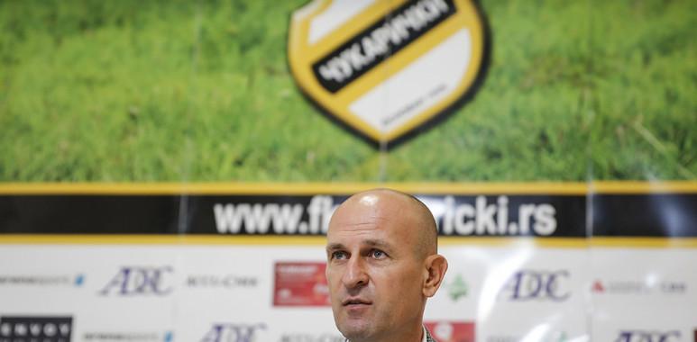 Veselinović pred meč sa Banantsom: Naša nada jača od njihovog iskustva--AleksandarVeselinovic