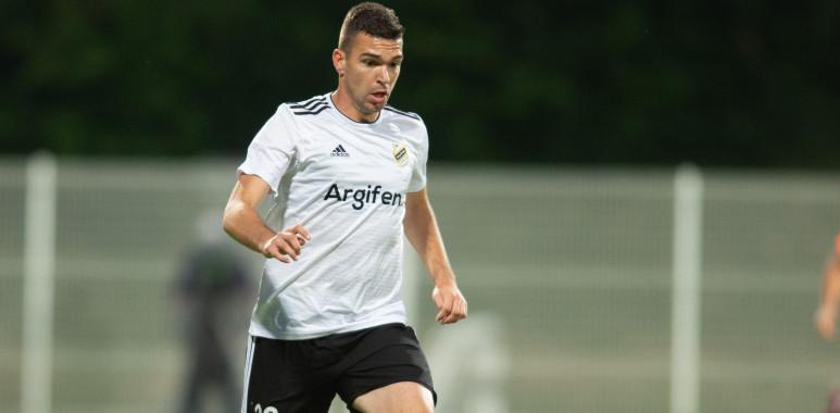 Luka Stojanović pogodio za pobedu na startu Super lige protiv Napretka-LukaStojanović-