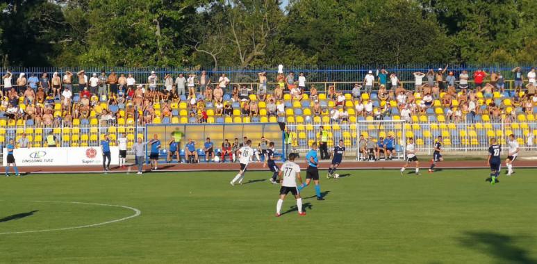 Prvi poraz Čukaričkog u Super ligi, TSC osvojio tri boda u Senti--