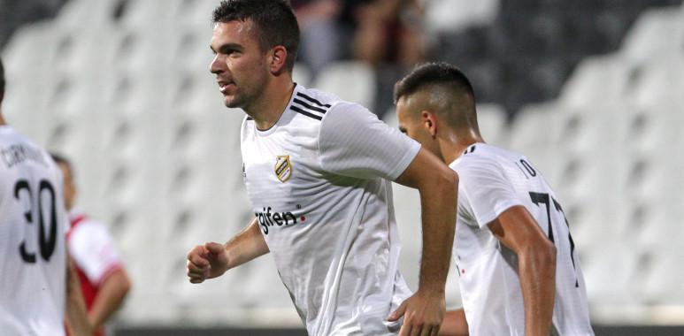 Luka Stojanović postigao najlepši gol osmog kola Super lige Srbije-LukaStojanović-