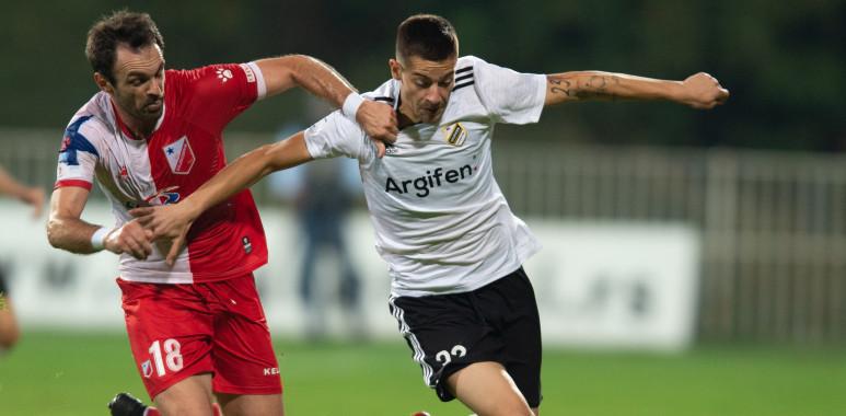 Čukarički u prijateljskom meču bolji od Kolubare, dva gola Marka Šarića-MarkoŠarić,KostaAleksić-