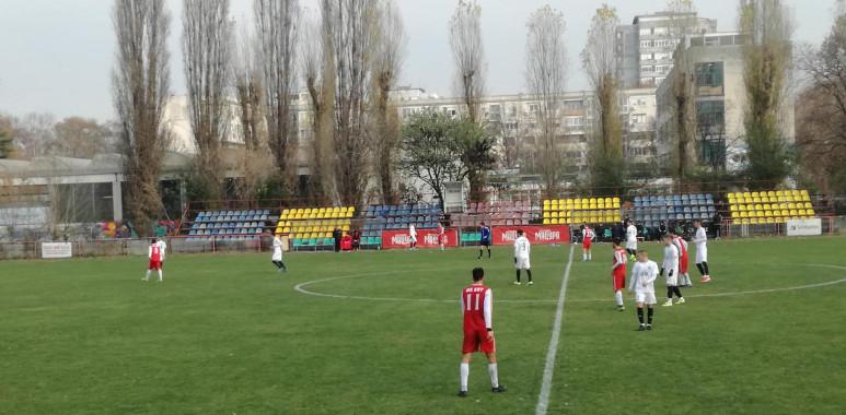 Poraz Čukaričkog u prijateljskom meču protiv IMT-a-MilutinVidosavljević-