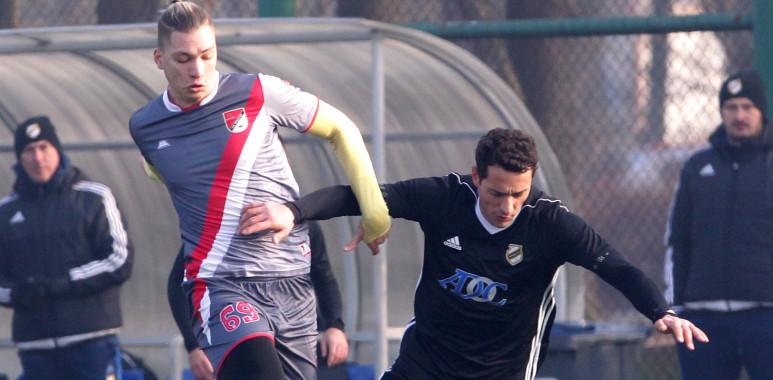 Čukarički produžio ugovore sa trojicom igrača i doveo prvo pojačanje-DarkoPuškarić,MilutinVidosavljević,MiladinStevanović-