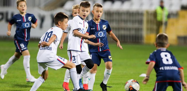 FK Čukarički odlaže sve sportske aktivnosti najmlađih članova--