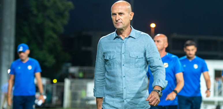 Veselinović: Čukarički već ima formiran tim za sledeću sezonu--AleksandarVeselinovic