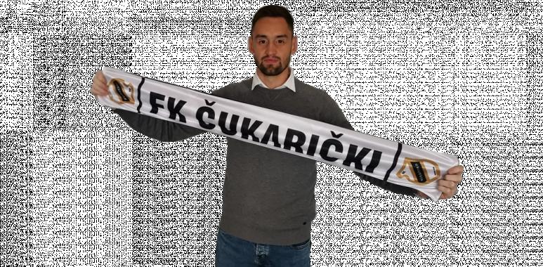 Srđan Mijailović novi igrač Čukaričkog: Znam gde sam došao--