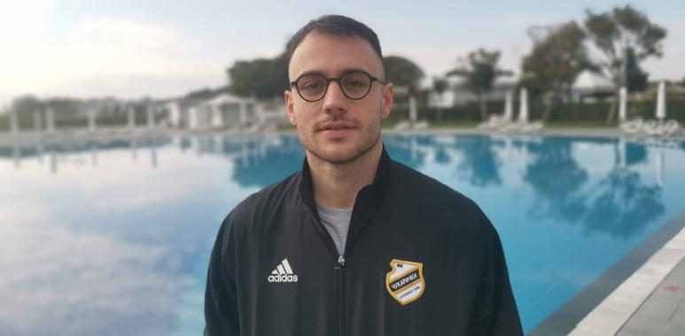 Stefan Čolović: Lako sam se dogovorio sa Čukaričkim, želja mi je bila da dođem na Banovo brdo--