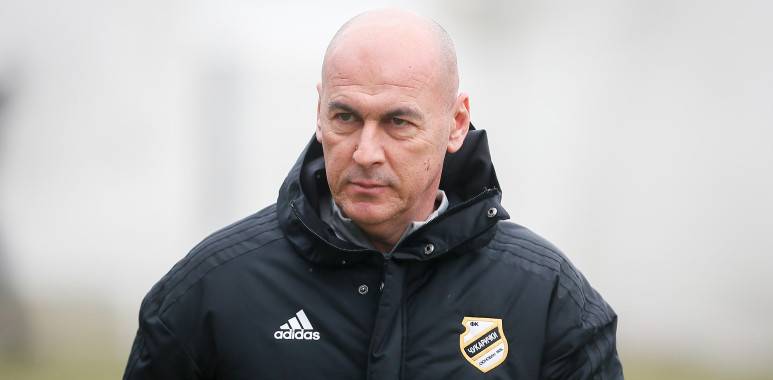 Đorđević: Sačuvali smo mir, to nam je donelo tri boda protiv Zlatibora--DušanĐorđević