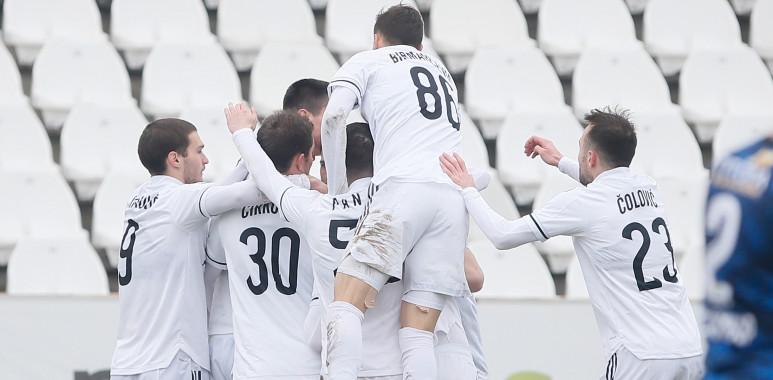 Rekordna sezona Čukaričkog po broju bodova i postignutih golova!--