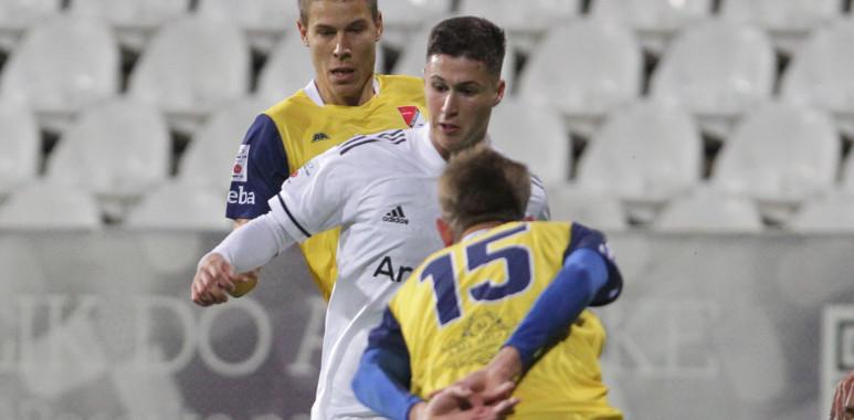 Šapić u 92. minutu doneo pobedu Čukaričkom u Novom Sadu-StefanŠapić-