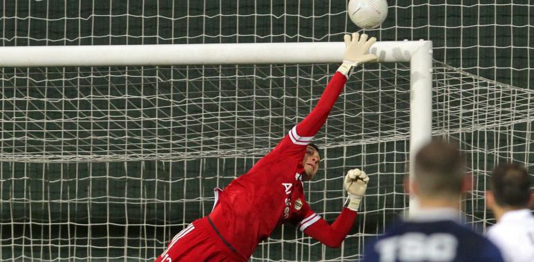 Đorđe Petrović najviše puta sačuvao mrežu u Super ligi: Zasluge idu čitavom timu-ĐorđePetrović-
