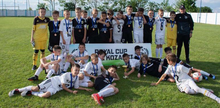 Mladim Brđanima tri trofeja i dva druga mesta na turniru u Novim Kozarcima--ZdravkoRauković