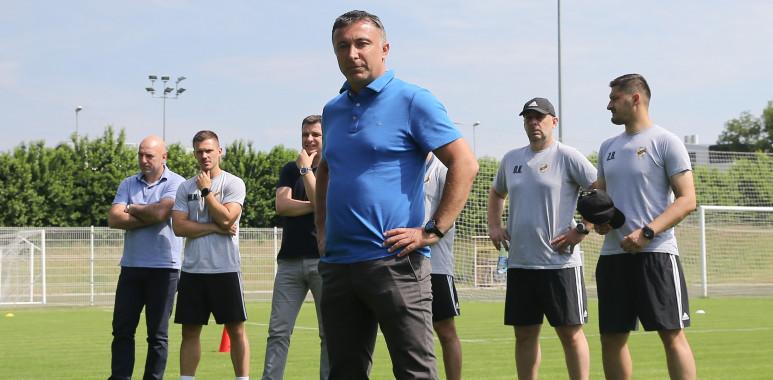 Matijašević: Ambicije Čukaričkog će biti standardno visoke i ove sezone--