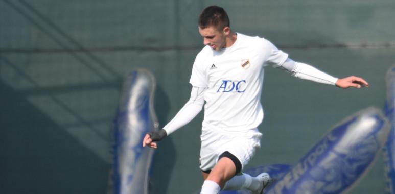 Bojan Kovačević potpisao profesionalni ugovor sa Čukaričkim do 2024. godine-BojanKovačević-
