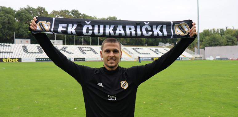 Kristijan Belić: Čukarički forsira mlade igrače, nisam imao dilemu kad je stigao poziv--