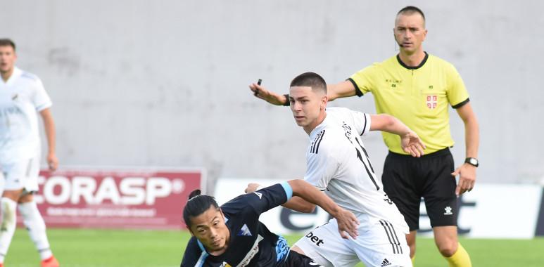 Čukarički klub sa najvećim udelom mladih igrača u mečevima Super lige!--